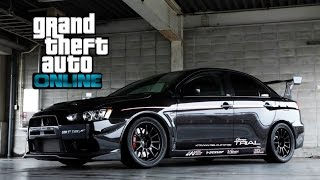 "GTA5 | ""HEIST DLC"" Karin Kuruma Build 
