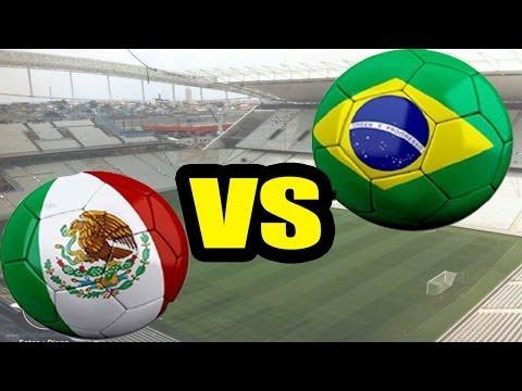 fifa 2014 brazil vs mexico - Copa do Mundo (world cup)