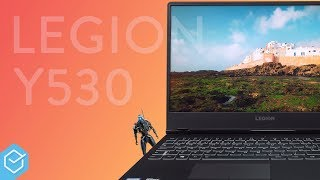 LENOVO LEGION Y530 é um bom notebook gamer? | review / análise