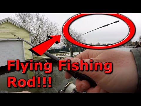 Fishing Rod Fail and BIG Michigan Smallmouth
