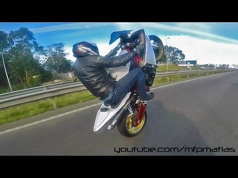 R1 Crossplane - Killing the Highway all day long!!!