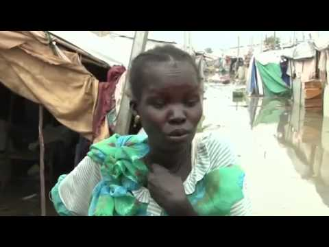 Displaced South Sudanese Face Worsening Conditions in Camps