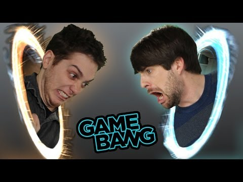 RAGING WITH PORTAL (Game Bang)