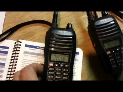 Prepper gear-   Communication Dualband Radio TYT TH-UVF1 Part two