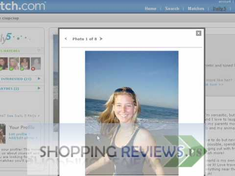 0 Online Dating Site Match.com Shopping Review for Singles