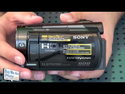 Video Review #185: Sony HDR-XR500V Camcorder
