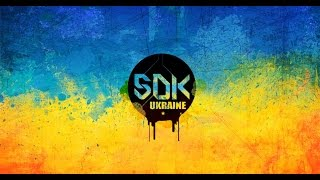 Final Dancehall  Katrin WoW(win) vs Saba @SDK UKRAINE WORLD PRESELECTION 2015