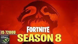 Fortnite Season 8 || 940MX (MX130) || Acer Aspire A515 51G 58VH