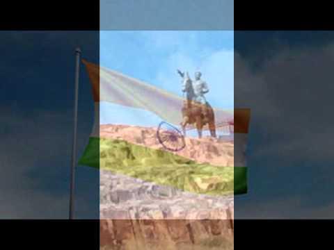 Vijayi Vishwa Tiranga Pyaara Jhanda Uncha Rahe Hamaara.... video