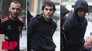 17 Arrests Made In Kim Kardashian Robbery