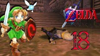 "The Legend Of Zelda Ocarina Of Time 3D ep18 ""mis au tapis"""