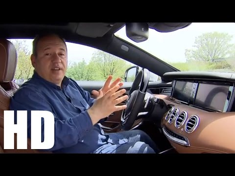 Mercedes S500 Coupe 4MATIC BİTURBO - Test Sürüşü HD
