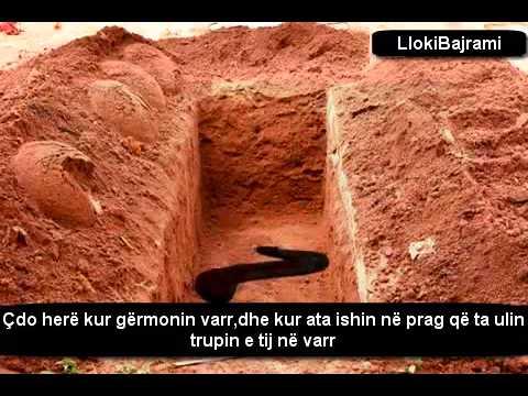 Gjarpëri në varr | *Ngjarje e vërtetë*
