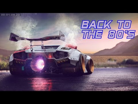 'Back To The 80's' | Best of Synthwave And Retro Electro Music Mix for 2 Hours | Vol. 5 #1