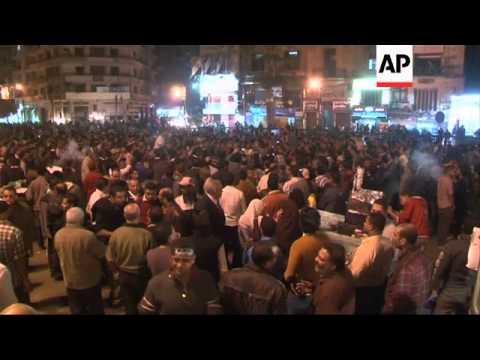 Unrest continues in Cairo, reax, pro-Morsi rally in El-Arish