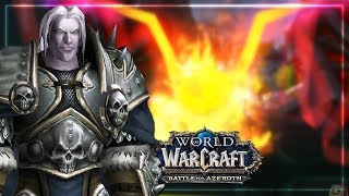 The Fall Of Silvermoon - Arthas' Attack | Blood Elf Heritage Armor Questline