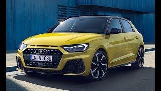 2019 Audi A1 Sportback – Technological features