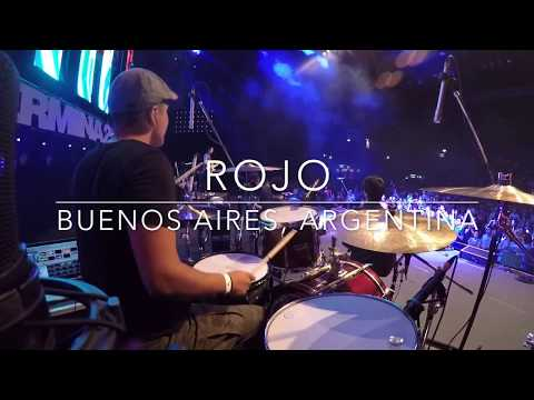 Brillare by Rojo - Live Drum Cam 2016 (HD) thumbnail