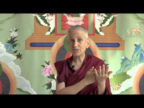 10-2-12 Meditating On Emptiness Using The Four Point Analysis - Bbcorner video