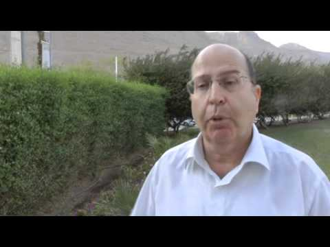 MK Moshe Ya'alon Responds to th Abbas Interview and the Kadima Campaign