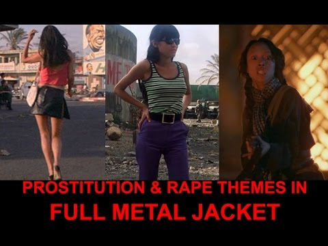 Prostitution & Rape Themes In Full Metal Jacket video