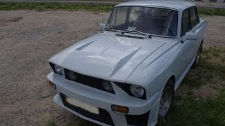 #667. Moskvitch 2140 [RUSSIAN AUTO TUNING]