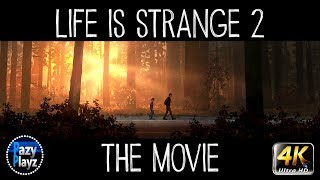 LIFE IS STRANGE 2: THE MOVIE // 4K //