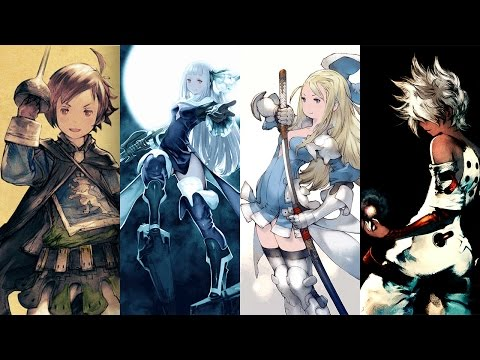 Bravely Default//Second BGM - [All Character Themes]
