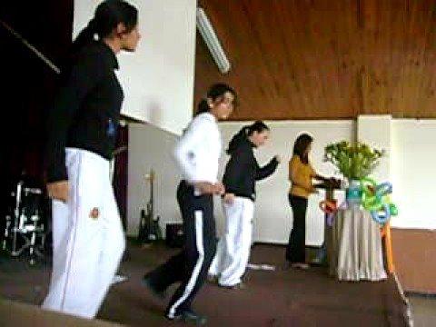 Coreografias cristianas – Mi refugio (g12)