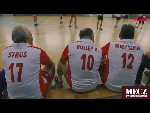 Mecz Gwiazd Siatkówki I Niezwykła Sportowa Wystawa