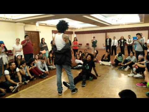 LES TWINS IN MEXICO Cd. Obregon, Sonora.