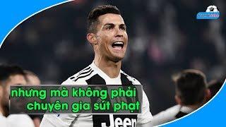 HLV Allegri giải thích Ronaldo không phải chuyên gia đá phạt ở Juventus ✅ VÀO RỒI