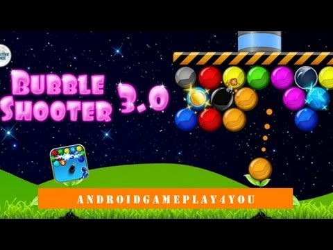 Bubble Shooter 3.0 Android Game Gameplay