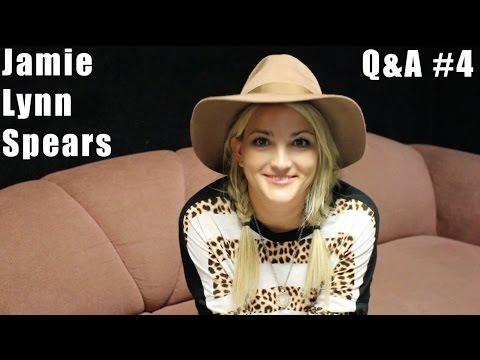 Jamie Lynn Spears Q&A #4