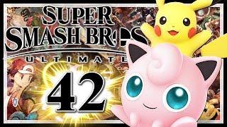 SUPER SMASH BROS. ULTIMATE # 42 👊 Classic Mode: Pikachu & Pummeluff! • Super Smash Bros. Ultimate