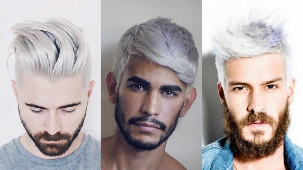Модная стрижка для парня 2017