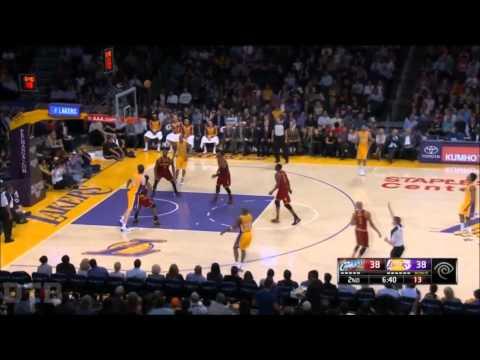Jodie Meeks Lakers Highlights 2013/14