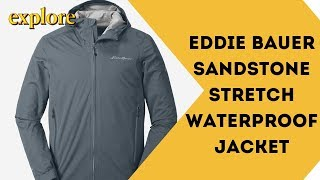Gear Review: Eddie Bauer Sandstone Stretch Jacket | Summer Hiking | Explore Magazine