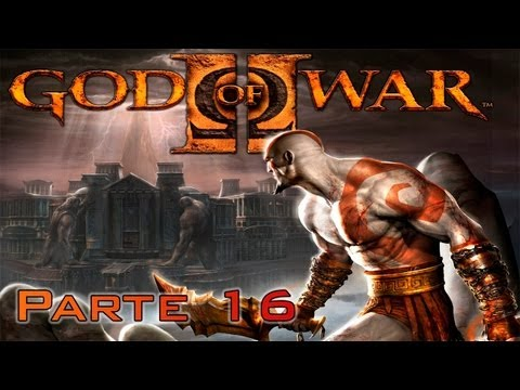 God of War 2 HD Gameplay Walkthrough - Parte 16 - Español (PS3 Gameplay HD)