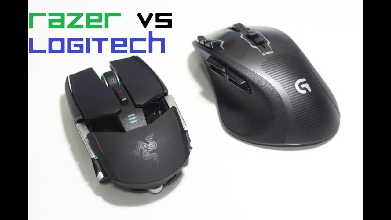 Comparison Game Gaming Mouse Comparison