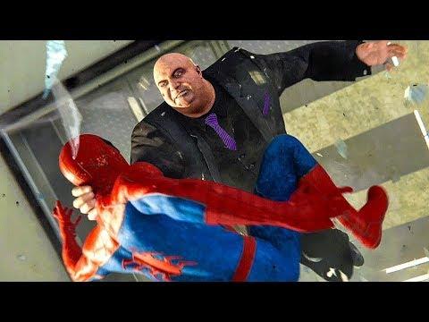 Человек-паук против Кингпина ► Marvel's Spider-Man ► Прохождение #1