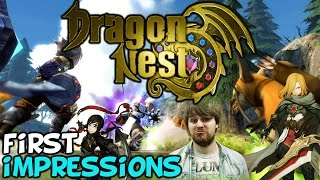 """Dragon Nest First Impressions """"Is It Worth Playing?"""""""