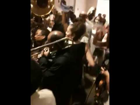 BENNY POWELL - A New Orleans Funeral in NYC!
