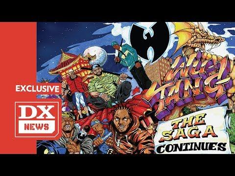 "download lagu Wu-tang Clan Return With ""wu-tang: The Saga Continues"" Compilation gratis"