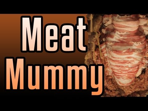 Meat Mummy - Epic Meal Time