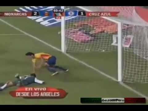 Morelia Monarcas 2011 Monarcas Morelia vs Cruz Azul