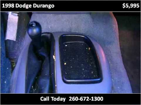 1998 Dodge Durango available from Southwest Auto Sales