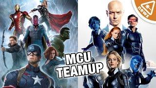 Could an Avengers X-Men Team-Up Actually Happen? (Nerdist News w/ Jessica Chobot)