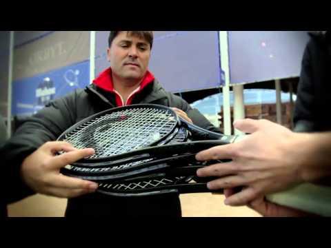 Testing Novak Djokovic' s New Secret Weapon in Spain