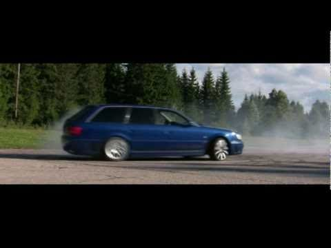 Audi S4-porno [2010] 2.2l Turbo 300hp+ video